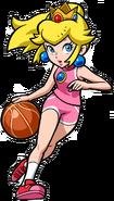 Peach basketball