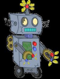 RoboToyX-6