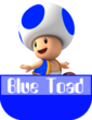 Blue Toad MR