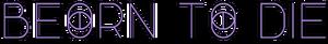 Beorn to Die logo