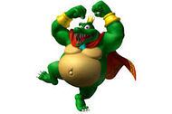 King K. Rool Smash Resurgence