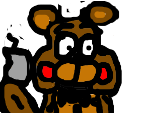WitheredToyFreddyFazbearsFray