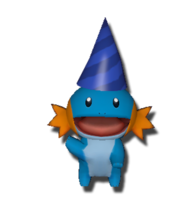 Party Mudkip