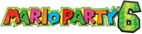 MarioParty6Logo