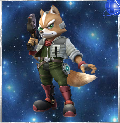 File:SSBU- Fox.png