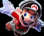 Flying MarioSMWWii