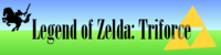 Legend of Zelda Triforce Logo