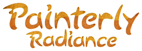 Painterly Radiance Logo
