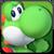 Yoshi CSS Icon