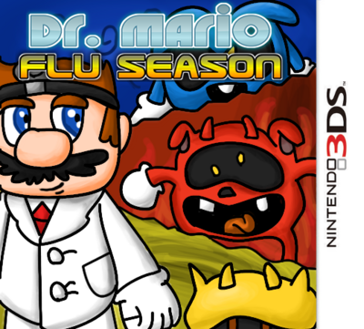 Flu Season Box Art
