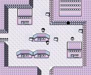 Screen PokémonRed-LavenderTown