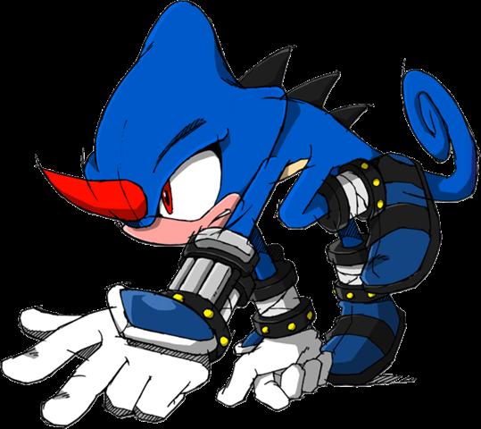 File:Charmelon The Blue Ninja .png