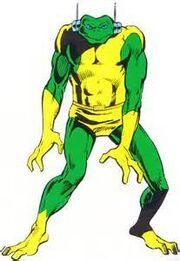 Frog Man (Marvel Ultimate Alliance 3)