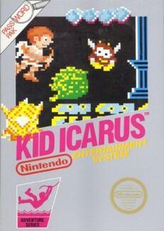 Kid Icarus cover art