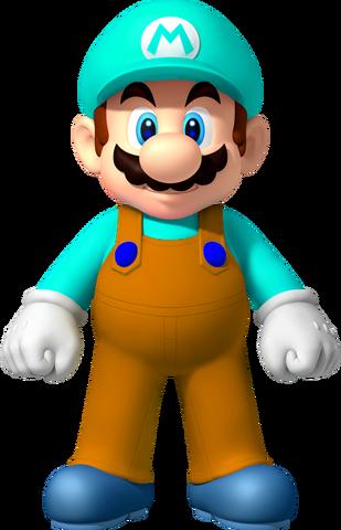 File:Mario NSMBDIY.png