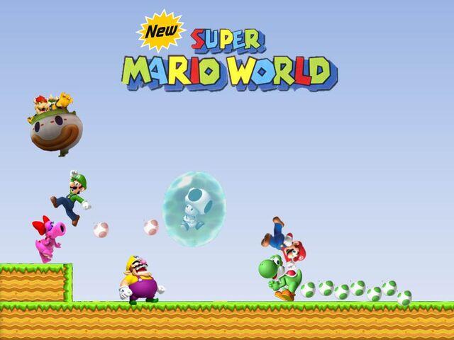 File:New Super Mario World.jpeg