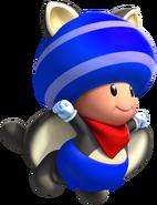 Blue FS Toad