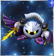 SSBU- Metaknight
