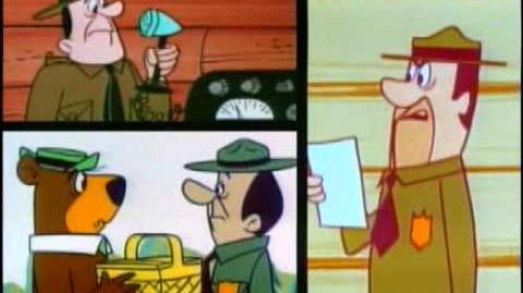 "Cartoon Network Groovies - ""Yogi Bear"""