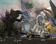 Godzilla STE
