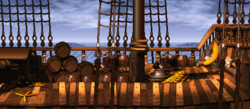 Gangplank Galleon - Overview - Donkey Kong Country