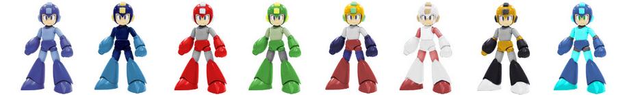 Megaman Palette