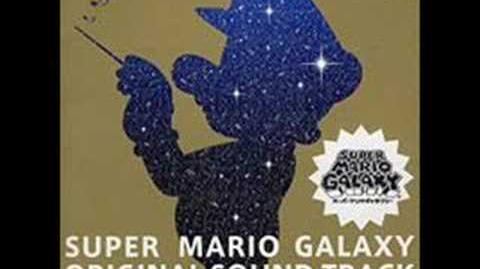 Super Mario Galaxy OST 1 - Overture