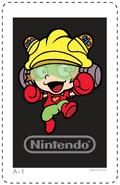 AR 3DS kaart 9-Volt