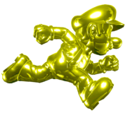 Gold Mario (HD)