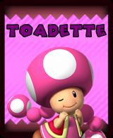 MKThunder-Toadette