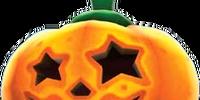Pumpkinhead Goomba