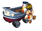 Toad Brigade Captain 2.0