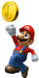SSB3DSA Mario Artwork 1