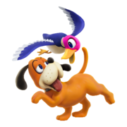 Duck Hunt Duo SSBV