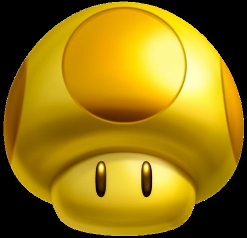 File:Golden Mushroom NSMB2.png