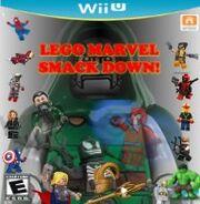 LEGO MARVEL SMACK DOWN!