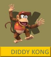 Diddy KongSSBGX