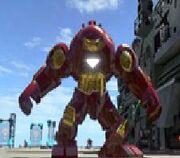 Iron Man (Hulkbuster) (Lego Batman 4)