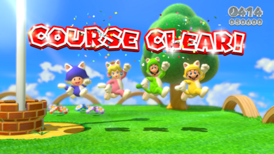 SM3DWorld Course Clear