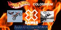 Hot Wheels: Colosseum X Games
