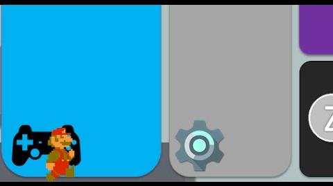 Setting up an amiibo in Zen OS
