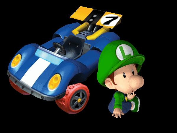 Baby Mario Mario Kart 8: Fantendo - Nintendo Fanon Wiki
