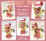 Flandre Scarlet my little pony