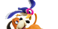 Duck Hunt (Super Smash Bros. Golden Eclipse)