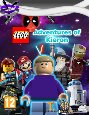 Lego Adventures of Kieron V2