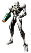Light Suit Samus