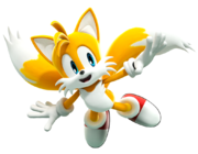 Tails flying recreated pose upgraded by finnakira-d81luus