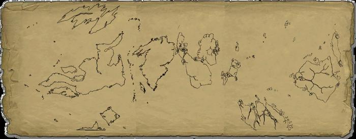 World Gigas Map