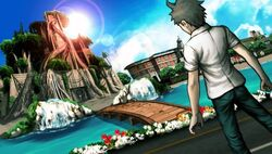 DR2 Second Island