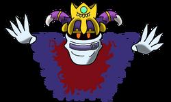 Magolor Fallen God